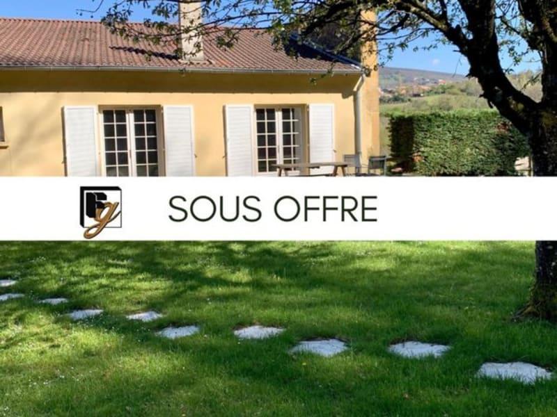 Vente maison / villa Lissieu 595000€ - Photo 6