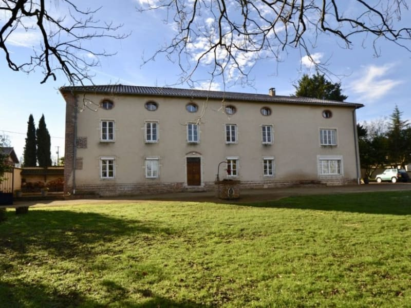 Sale house / villa Chatillon sur chalaronne 850000€ - Picture 1
