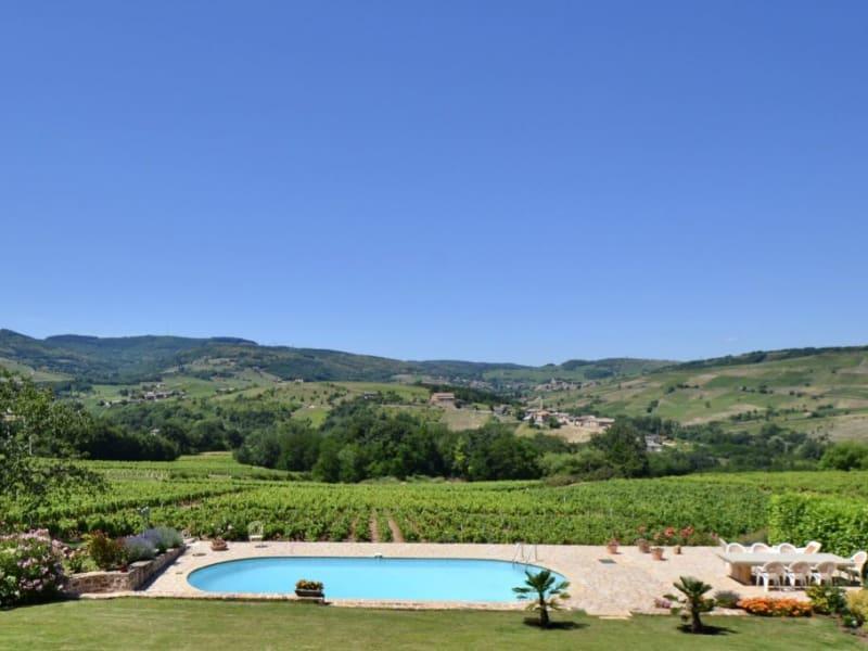 Sale house / villa St amour bellevue 1280000€ - Picture 3
