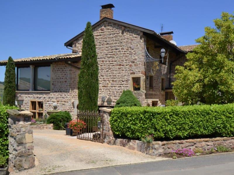 Sale house / villa St amour bellevue 1280000€ - Picture 4