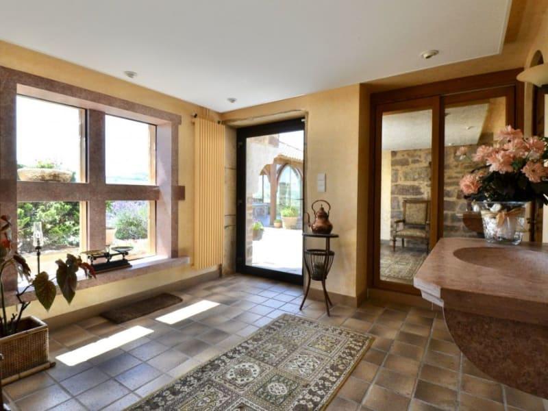 Sale house / villa St amour bellevue 1280000€ - Picture 8
