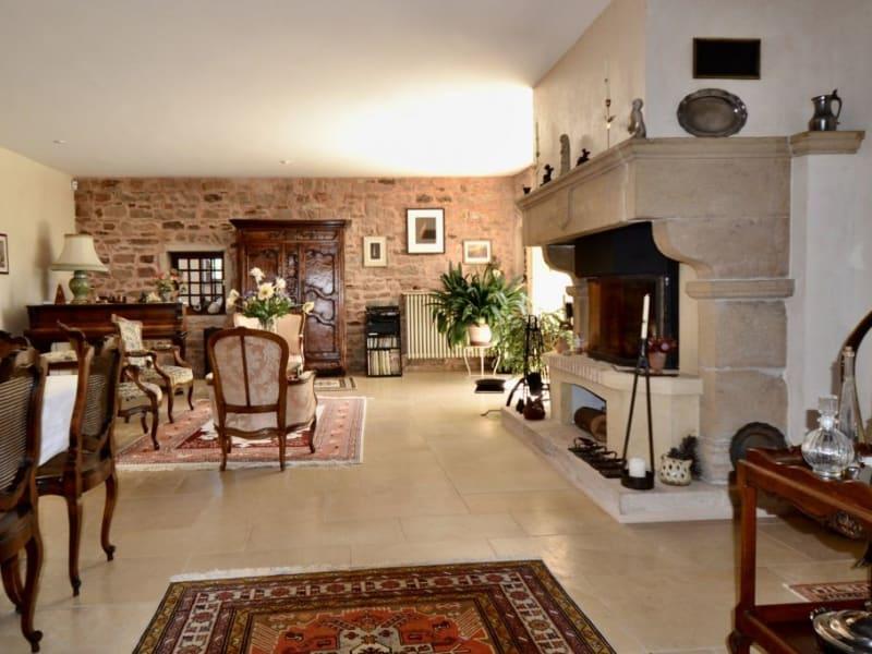 Sale house / villa St amour bellevue 1280000€ - Picture 10