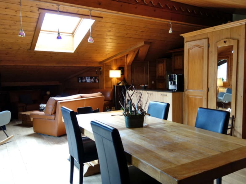 Sale apartment Les houches 585 000€ - Picture 3