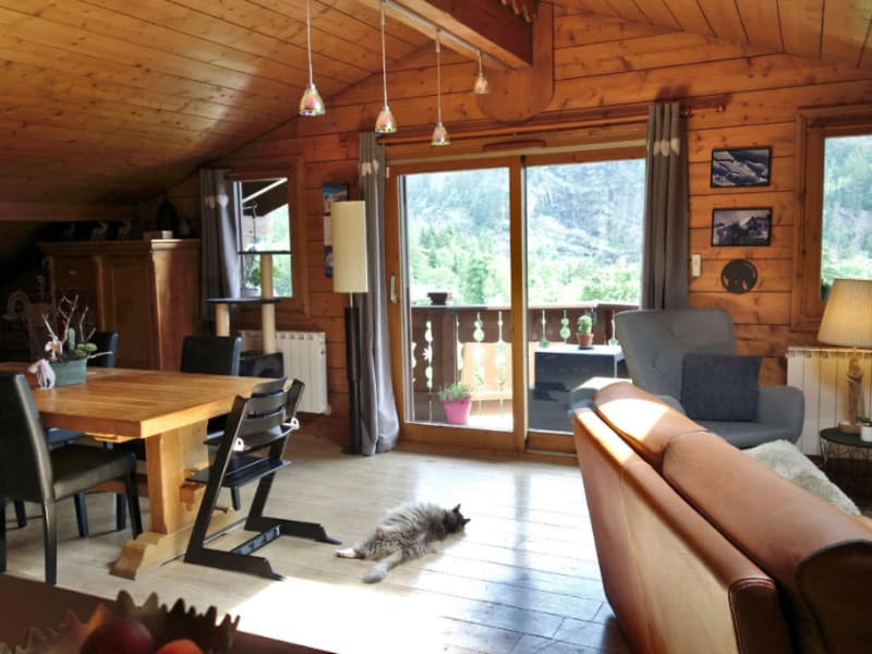 Sale apartment Les houches 585 000€ - Picture 4