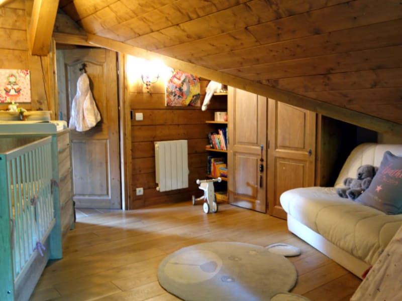 Sale apartment Les houches 585 000€ - Picture 8