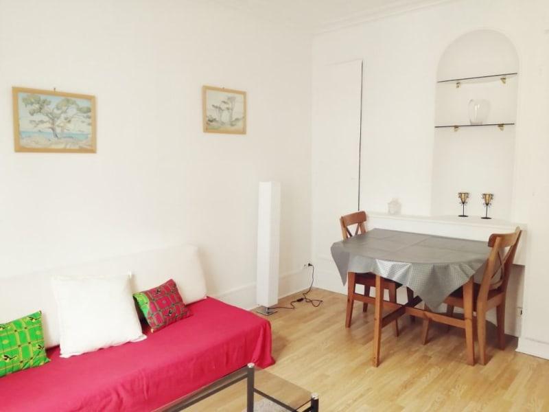 Rental apartment Paris 17ème 1010€ CC - Picture 2