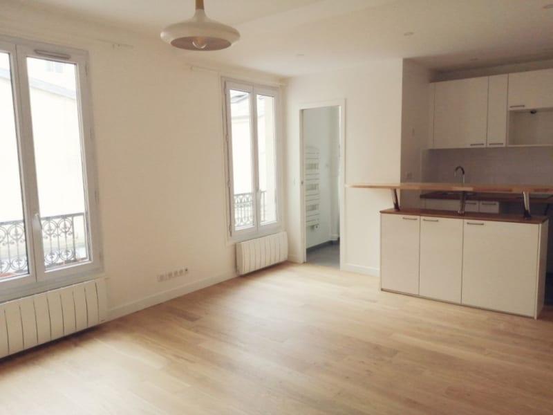 Rental apartment Paris 15ème 920€ CC - Picture 3