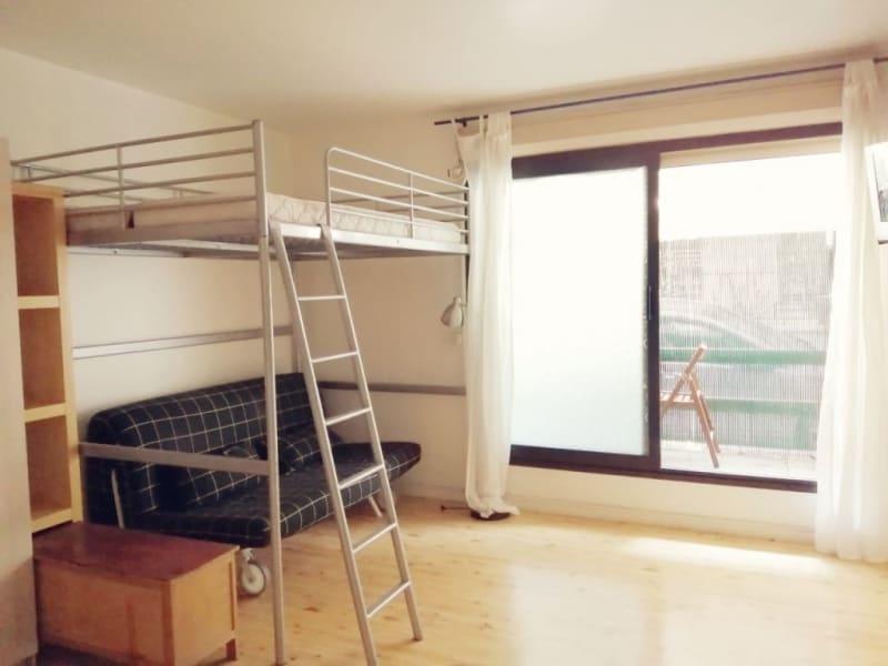 Rental apartment Paris 15ème 856€ CC - Picture 2