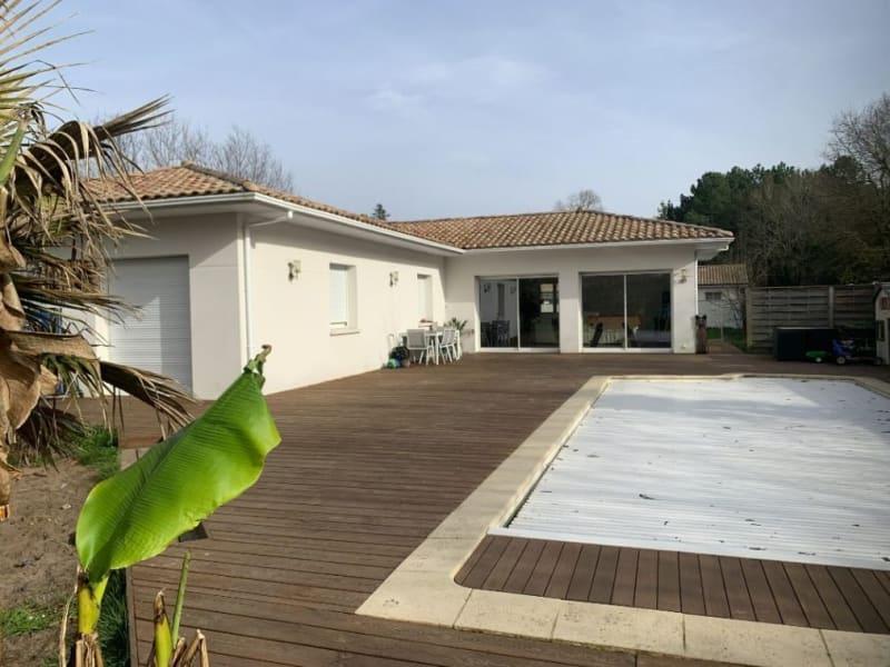 Vente maison / villa Le teich 509000€ - Photo 2