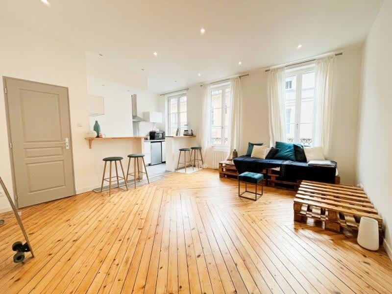 Rental apartment Rouen 615€ CC - Picture 1