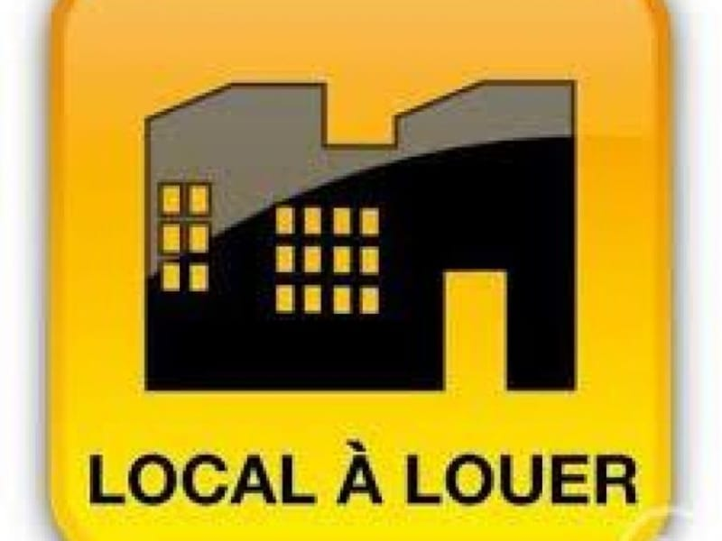 Location local commercial Lunel 54,17€ HC - Photo 1