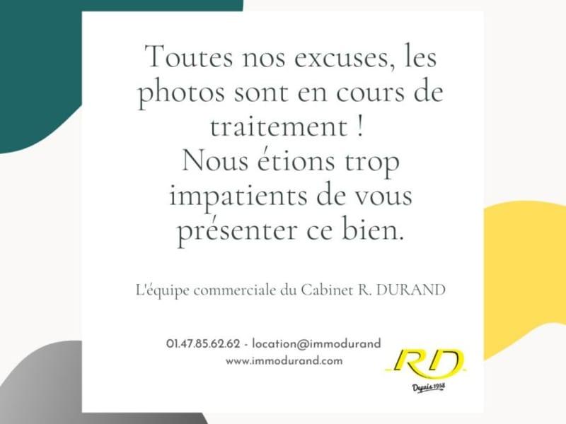 Rental apartment Asnières-sur-seine 565€ CC - Picture 1