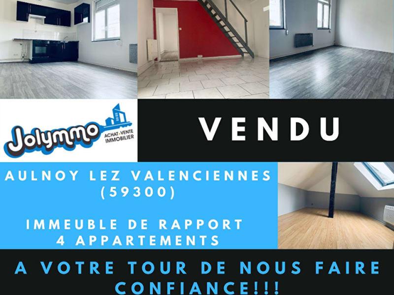 Sale building Aulnoy lez valenciennes 242000€ - Picture 1