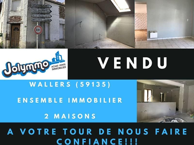 Vente maison / villa Wallers 80000€ - Photo 1