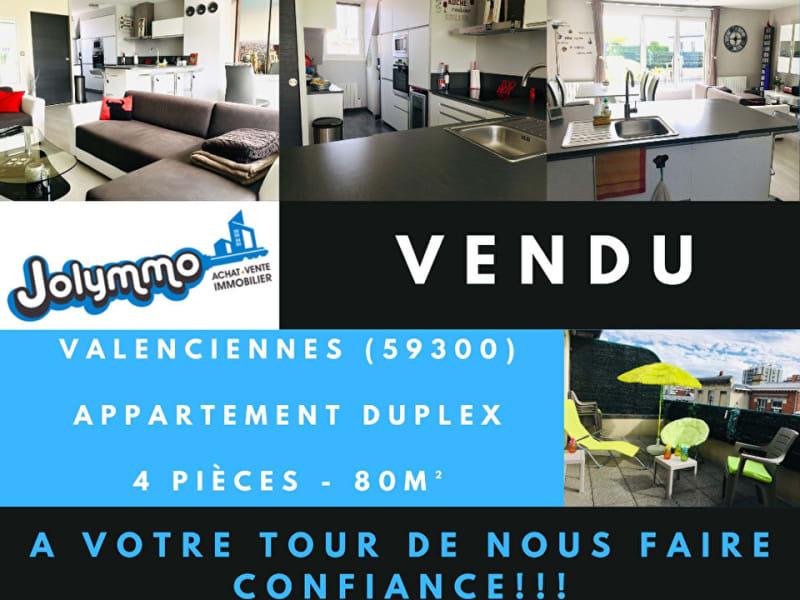 Vente appartement Valenciennes 167000€ - Photo 1