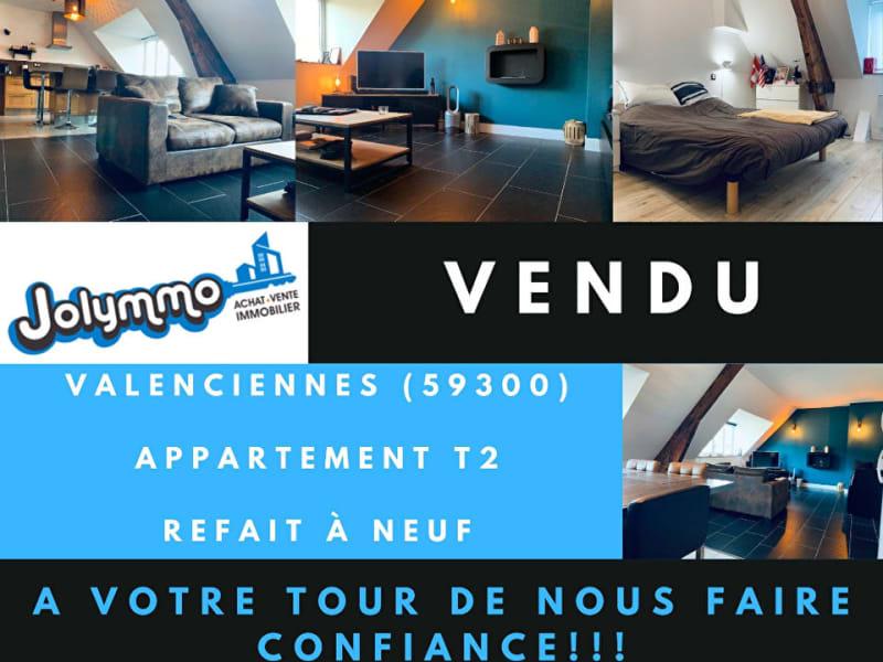 Sale apartment Valenciennes 99000€ - Picture 1