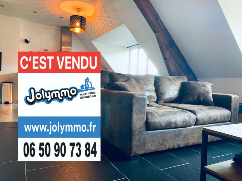 Sale apartment Valenciennes 99000€ - Picture 2