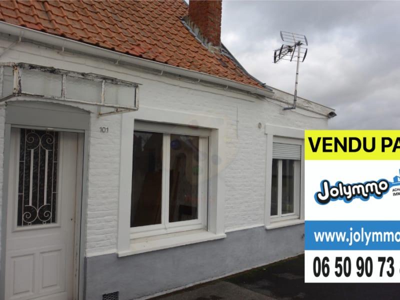 Vente maison / villa Famars 49500€ - Photo 2