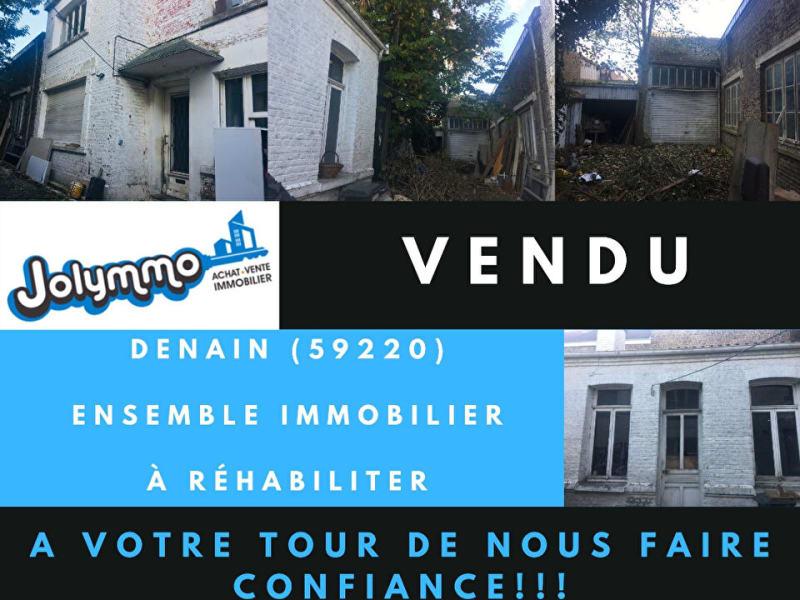 Vente maison / villa Denain 60000€ - Photo 1