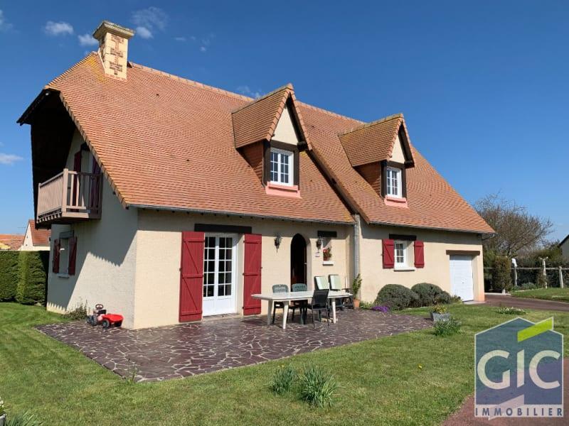 Sale house / villa Emieville 369000€ - Picture 1