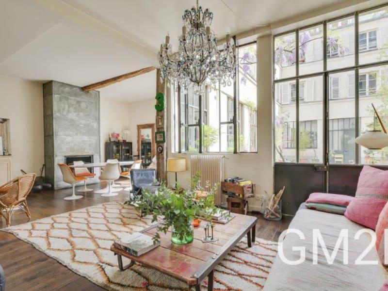 Sale apartment Paris 10ème 2020000€ - Picture 1
