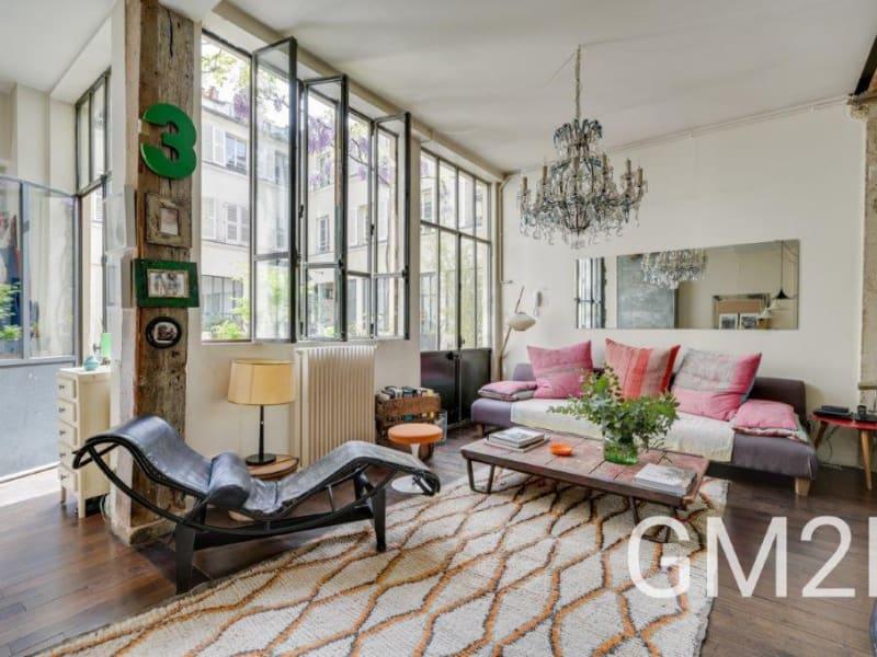 Sale apartment Paris 10ème 2020000€ - Picture 2
