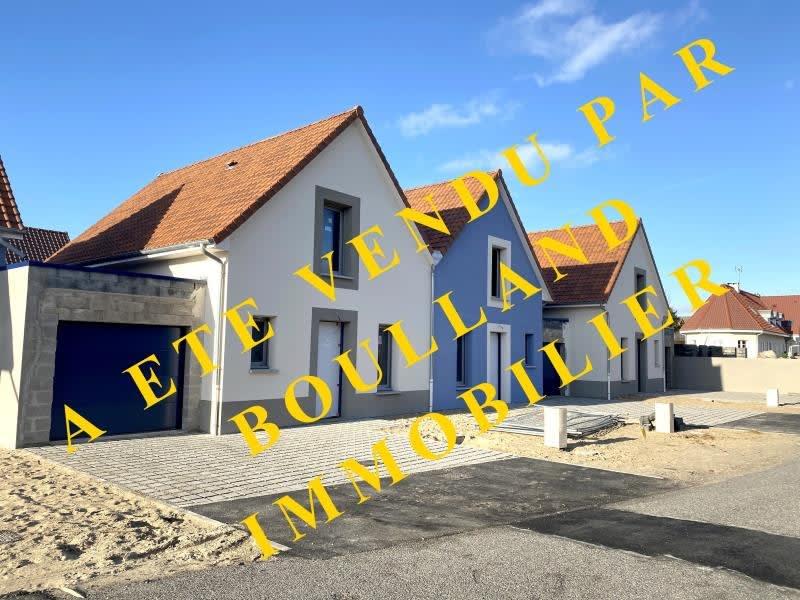 Sale house / villa Quend 358000€ - Picture 1
