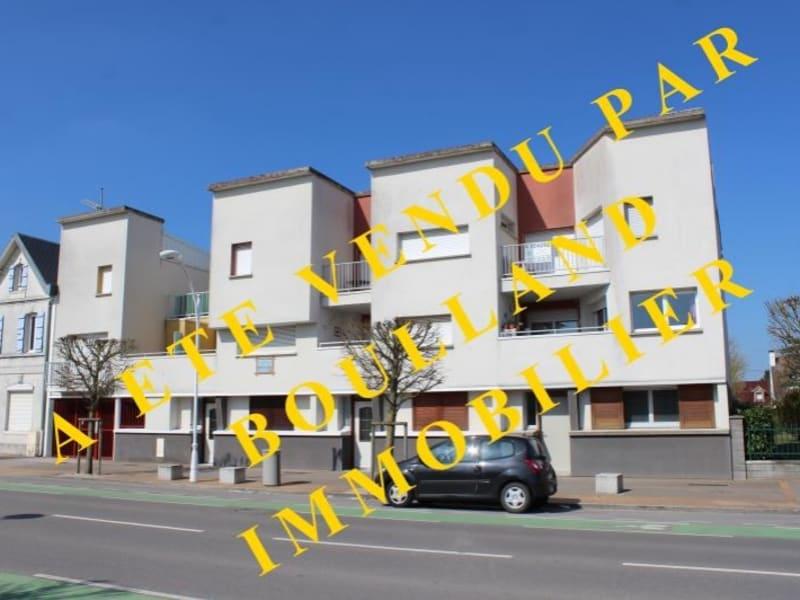 Sale apartment Fort mahon plage 155250€ - Picture 1