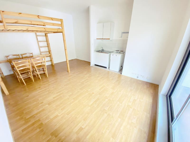 Sale apartment Paris 20ème 345 000€ - Picture 2