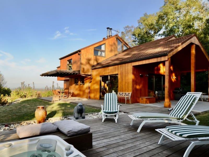 Sale house / villa St pierre de chandieu 920000€ - Picture 1
