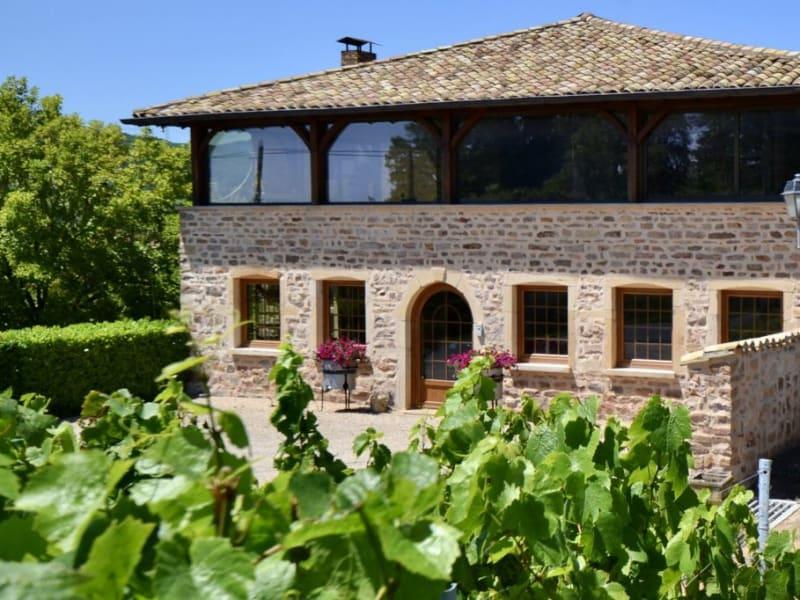 Sale house / villa St amour bellevue 1280000€ - Picture 2