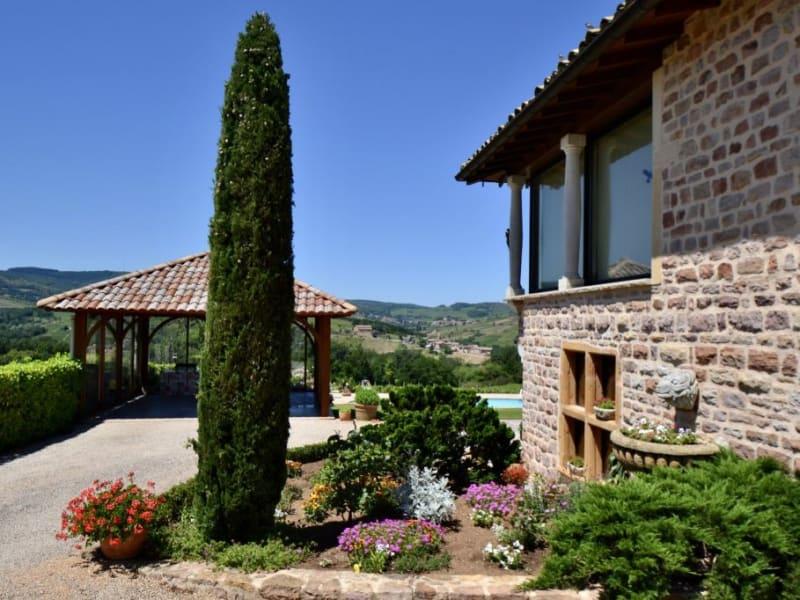 Sale house / villa St amour bellevue 1280000€ - Picture 5
