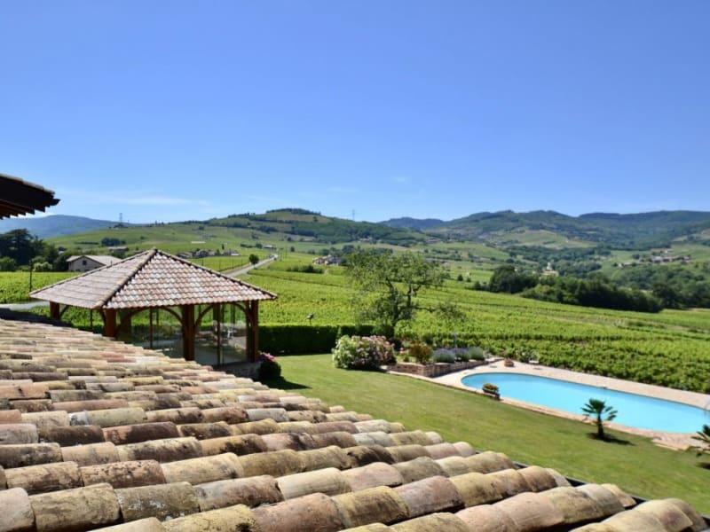 Sale house / villa St amour bellevue 1280000€ - Picture 7