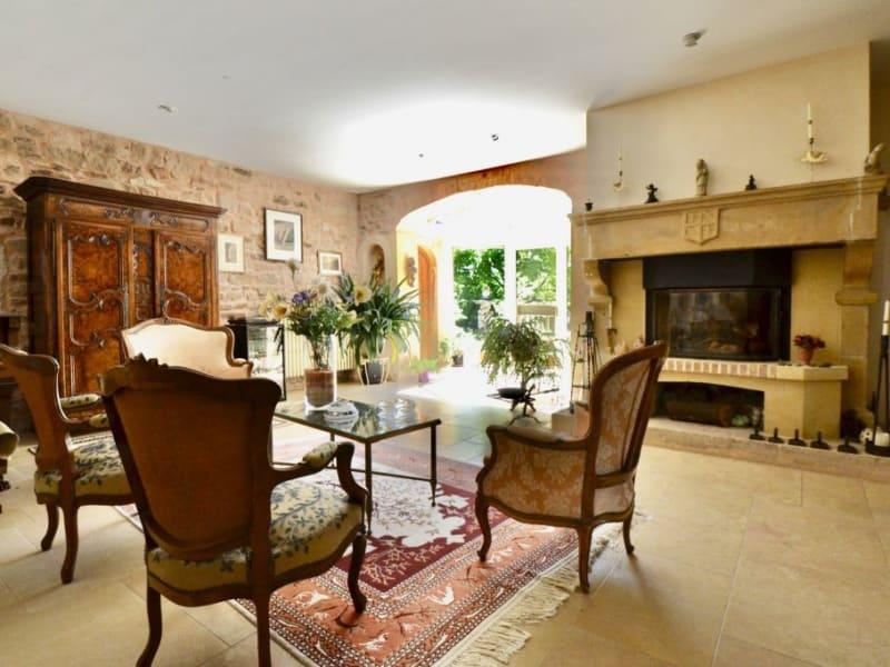 Sale house / villa St amour bellevue 1280000€ - Picture 9