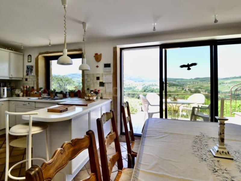 Sale house / villa St amour bellevue 1280000€ - Picture 12