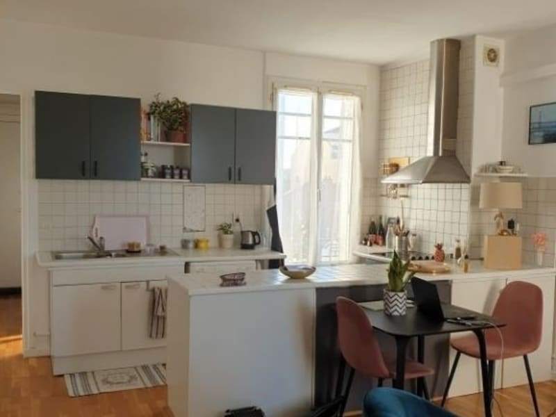Vente appartement Courbevoie 312000€ - Photo 2