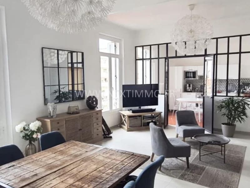 Sale apartment Menton 515000€ - Picture 2