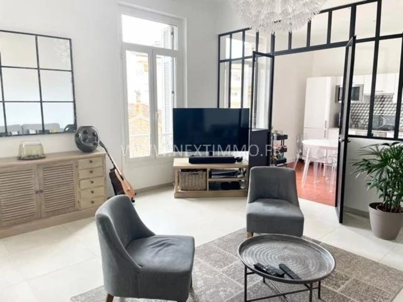 Sale apartment Menton 515000€ - Picture 3