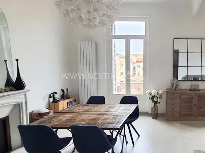 Sale apartment Menton 515000€ - Picture 4