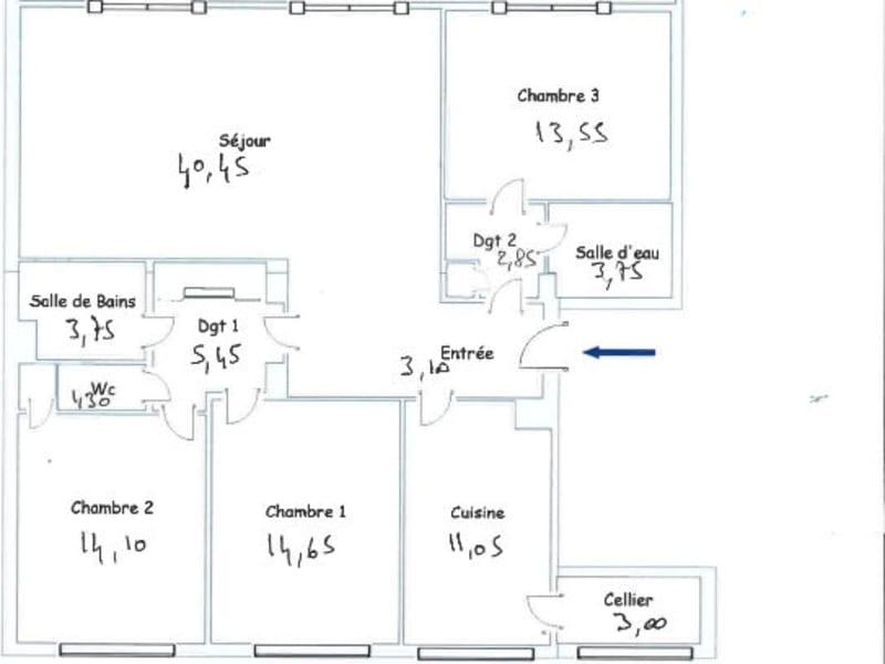 Sale apartment Lyon 6ème 795000€ - Picture 3