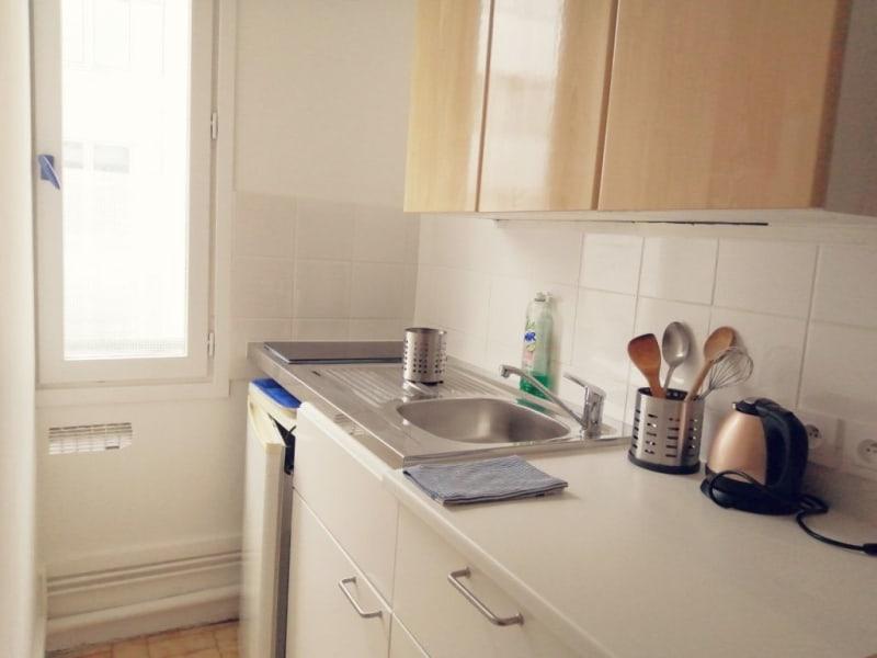 Rental apartment Paris 17ème 1010€ CC - Picture 8