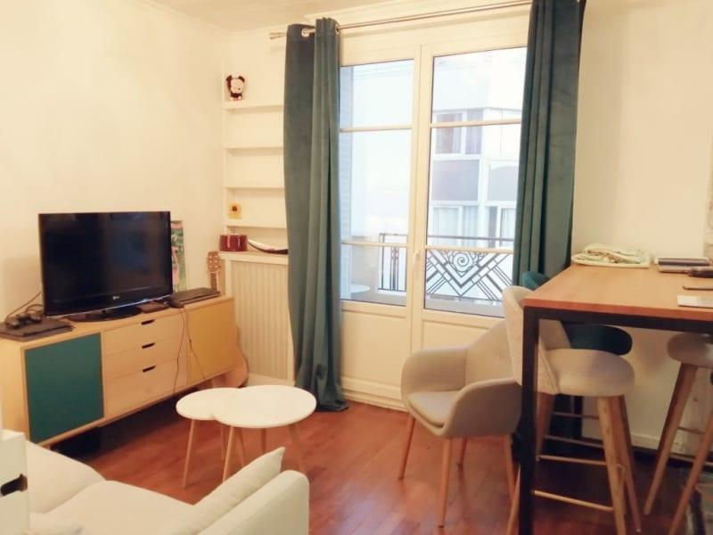 Rental apartment Paris 13ème 1241€ CC - Picture 2
