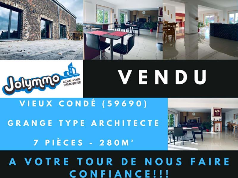 Sale house / villa Vieux conde 309000€ - Picture 1