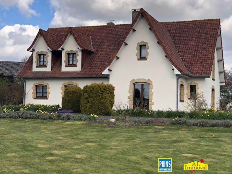 Sale house / villa Nieurlet 407000€ - Picture 1