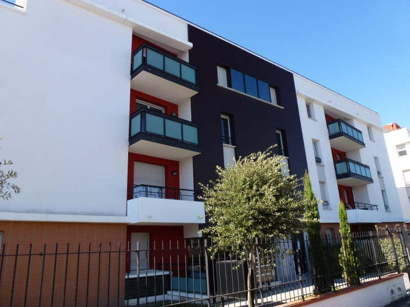 Rental apartment Toulouse 607€ CC - Picture 1