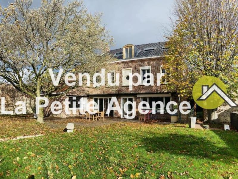 Vente maison / villa Gondecourt 549900€ - Photo 1