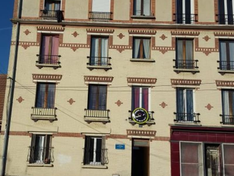 Rental apartment Drancy 540€ CC - Picture 1