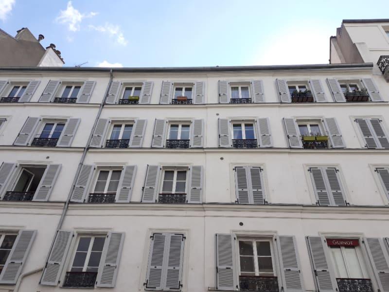 Vente appartement Paris 20ème 500000€ - Photo 1