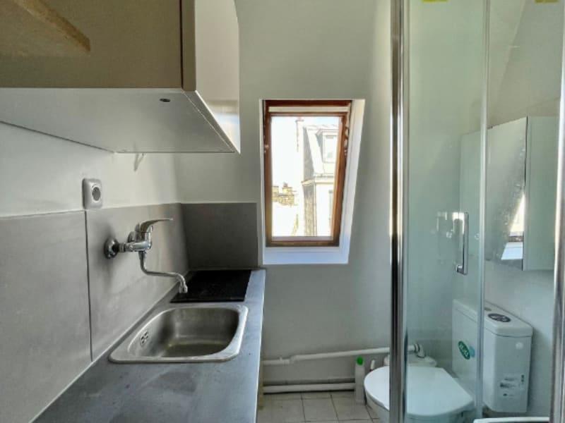 Sale apartment Paris 17ème 69000€ - Picture 3