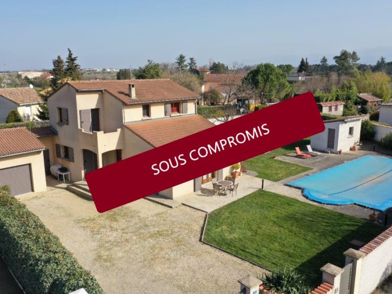 Sale house / villa Malissard 424500€ - Picture 1
